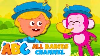 Little Boy Blue | Nursery Rhymes | Kids Songs By All Babies Channel