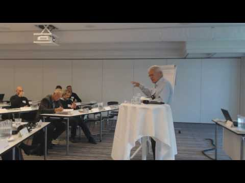 Seniorrådgiver Peter Beck, Naalakkersuisut, fortæller om Grønlands økonomiske situation