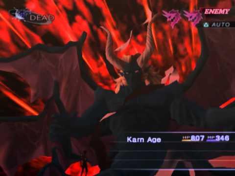 Shin Megami Tensei Nocturne (Solo, Hard, TDE) - #69 Lucifer