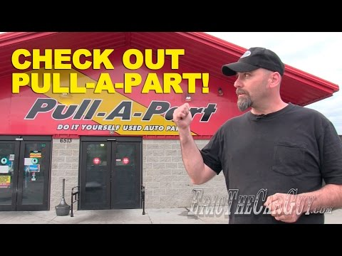 Check Out Pull-A-Part!