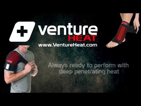 Venture Heat® Far Infrared Ray Self Heating Heat Therapy Products