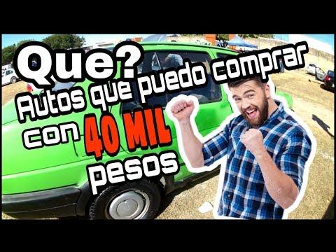 Que Auto puedo comprar por menos de 40mil pesos ❓ ✅ linea vw ⚠️ Autos en venta
