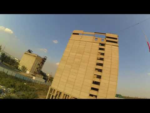 Роуп-джампинг Астана (Rope