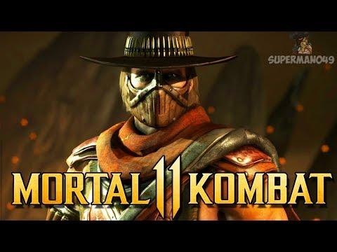 Mortal Kombat 11: ERRON BLACK LEAKED FOR MK11!! - Mortal Kombat 11 Gameplay thumbnail