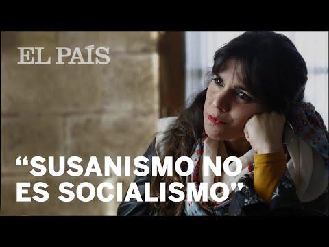 """Teresa Rodríguez: """"El susanismo es incompatible con el socialismo"""""""