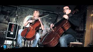 Apocalyptica - Bittersweet - acoustic at Hardrock Cafe [PitCam]
