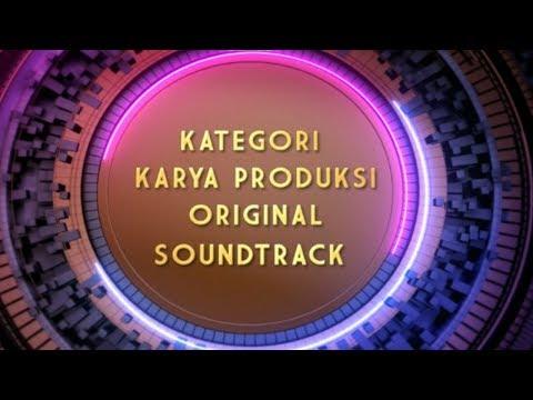 Gamaliel Audrey Cantika | Pemenang Kategori Karya Produksi Original Soundtrack | AMI AWARDS 20th