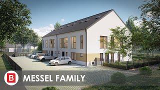 Messel Family: 4 Neubau-Reihenhäuser mit Garten in Südausrichtung (Fertigstellung Winter 2021)