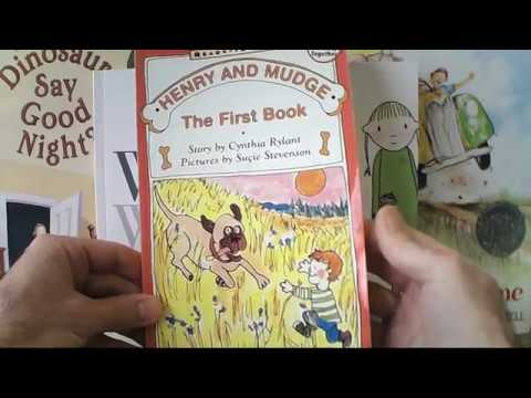 henry-and-mudge:-the-first-book-children's-book-read-aloud