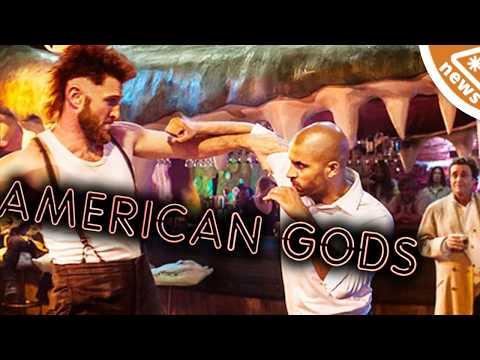 American Gods By Neil Gaiman | Full Audio Book Summary