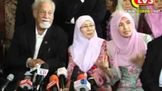 TVSelangor09 05042011 Media Harus Fokus Datuk T Bukan Individu Yang Belum Dikenalpasti