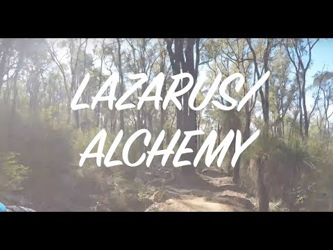 LAZARUS/ALCHEMY || MOUNTAIN BIKING IN KALAMUNDA || PERTH || GOPRO KARMA GRIP