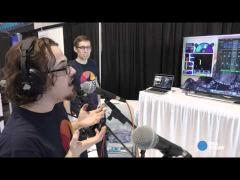 Hum a tune and it becomes an instrument - NAMM2015