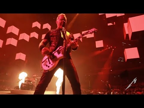 Metallica: Creeping Death Madrid, Spain  February 5, 2018