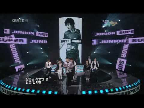 [05.22.09 MB] Super Junior - It's You