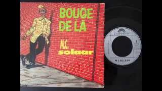Mc Solaar - Bouge De Là (Instrumental)