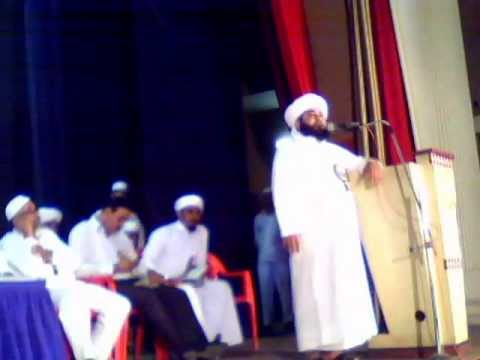 Ujire Thangal Speech in Mangalore Townhall - April 9