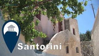 Santorini | Finikia Town Near Oia