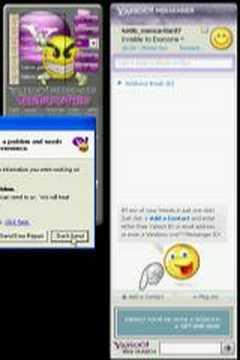 Yahoo Messenger Debug