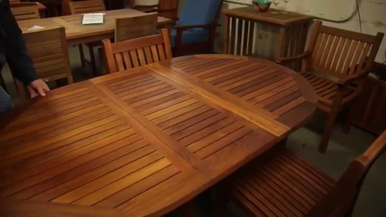 100 teak patio table jakarta teak 5 pc dining set teak outd