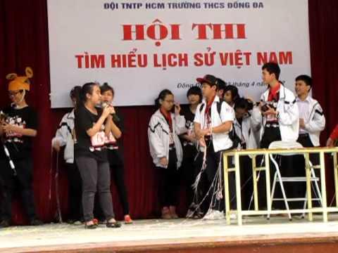 2.4.2012-Sinh hoạt dưới cờ 9a7-THCS Đống Đa (kết)