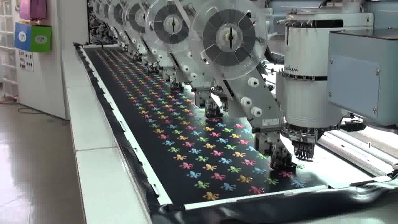 embroidery machine barudan