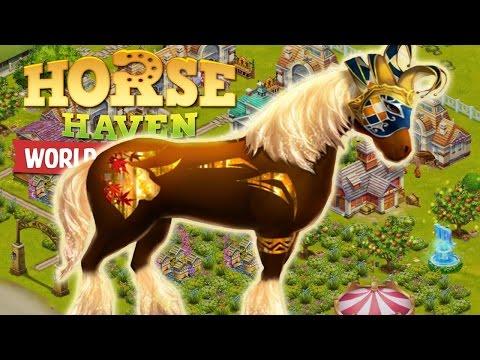 Revealing the Taurus II Constellation Horse Family Tree!! • Horse Haven: World Adventures