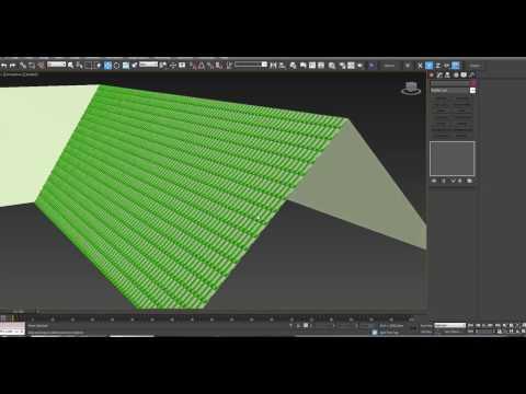 Генератор черепицы ATiles - Aviz Studio / моделирование