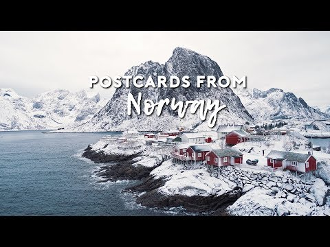 Postcards from Norway - Visual Guide | The Travel Intern