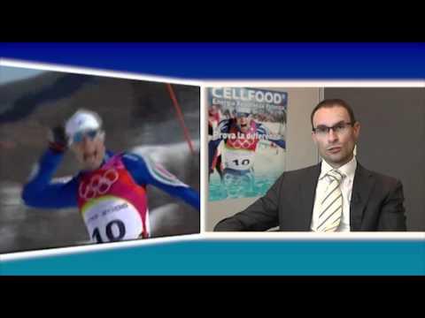 Intervista A Giorgio Di Centa - Testimonianza Sul Prodotto CELLFOOD