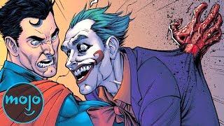 Top 10 Times Superheroes Broke Their Own Rules