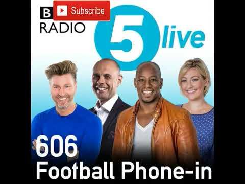 BBC 5 LIVE 606 | JANUARY 21ST