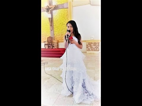 LYCA GAIRANOD Went To Cagayan Valley. Performed Her Version Of The OPM Epic Song IKAW
