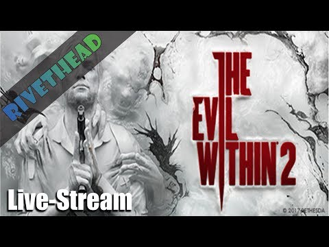 """Evil Within 2 - (PC) """"I'm not sure if it's creepy or scary"""""""