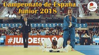 Campeonato de España Junior 2018 | HIGHLIGHTS