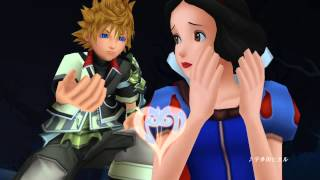 【KINGDOM HEARTS -HD 2.5 ReMIX-】TVCM STORY篇、FRIEND篇