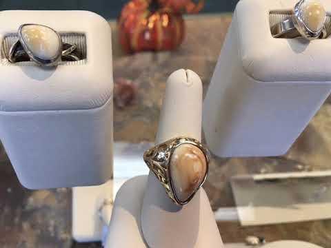 Elk Ivory Jewelry