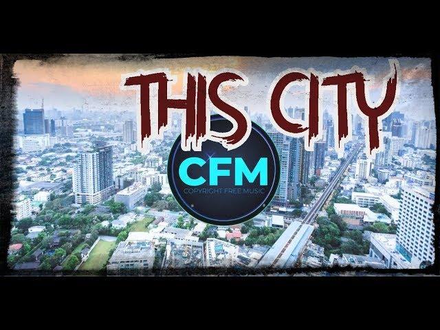 Royalty Free Music [No Copyright Gangsta Hip Hop Beat] THIS CITY  (MGJ Beats)