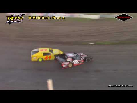 B-Modified Heats - Rapid Speedway - 5/25/18