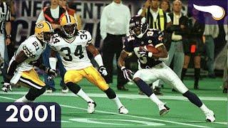 Packers vs. Vikings (Week 6, 2001) Classic Highlights