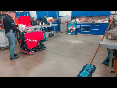 Factory Cat Micro HD Shop Cleaning