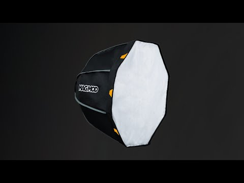 MagMod MagBox: The Radically Awesome Universal Flash Softbox System