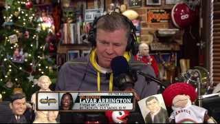 LaVar Arrington on the Dan Patrick Show 12/12/13