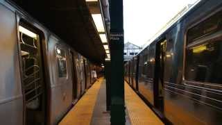 MTA New York City Subway : Newkirk Avenue / Newkirk Plaza [ BMT Brighton Line ]