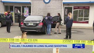 1 dead, 1 injured in strip club shooting on Long Island police