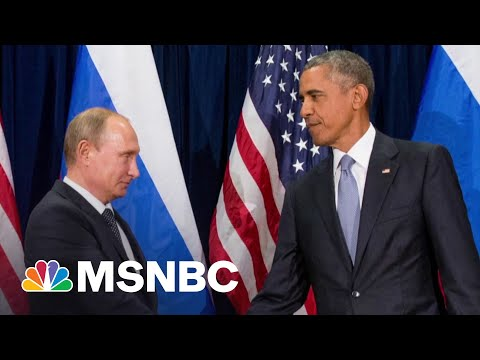 How Obama's Final Message To Putin Foreshadows Biden's Future