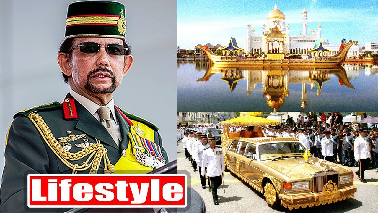Brunei King Lifestyle ★ 2019 - YouTube