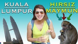 Hırsız Maymunlar - Kuala Lumpur - Malezya Gezi Rehberi   SERAY