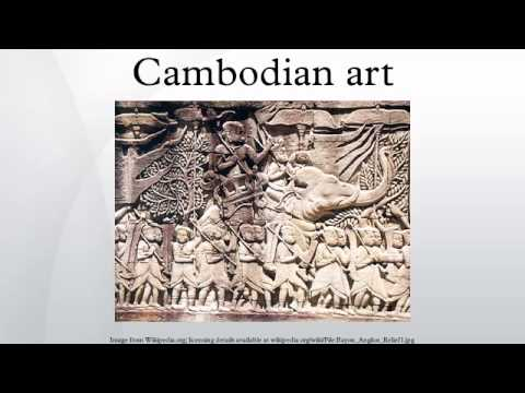 Cambodian art