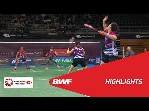 CROWN GROUP Australian Open 2018 | Badminton XD - F - Highlights  | BWF 2018